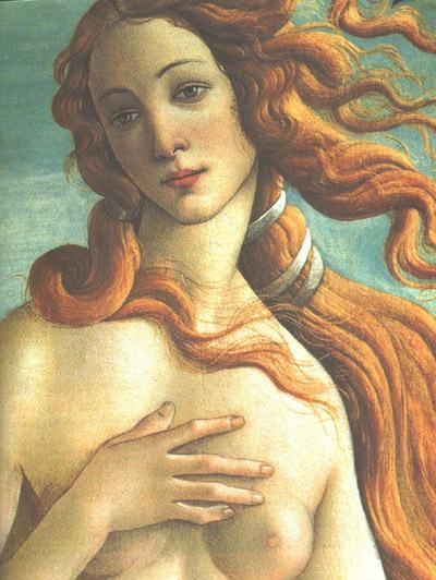 Venere,Botticelli