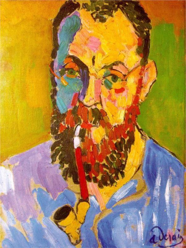 Ritratto di Matisse - Andre Derain