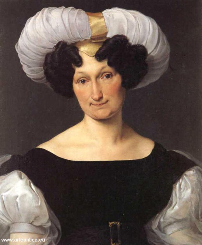 hayez-ritratto nobildonna